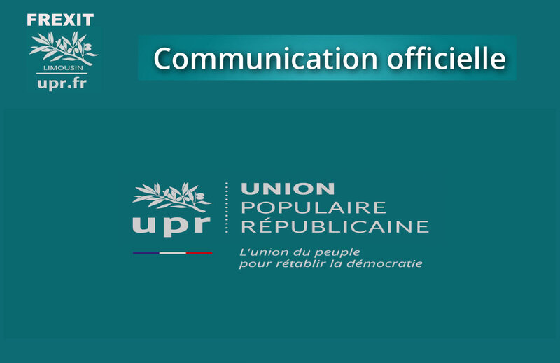 OUTIL COMMUNICATION UPR