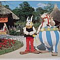 Parc Astérix - Astérix et Obélix