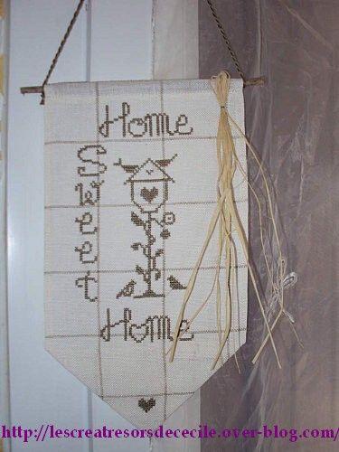 Le nichoir de Cécile