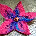 Fleur laineuse
