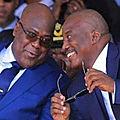 Tshilombo felix un faux president non elu par le peuple congolais la marionnette d'hyppolite kanambe le tutusi ruandais !