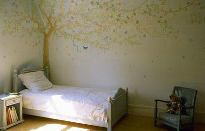 La chambre d\'enfant version Feng shui - La villa Louise