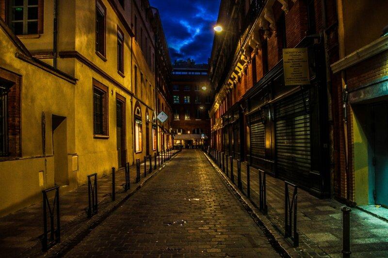 Rue Maurice Fonvieille