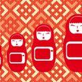 In Soviet Russia, TV watches you : la télévision russe pour les