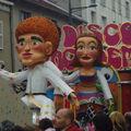 Défilé Carnavalesque à Limoges 2009 : char Disco