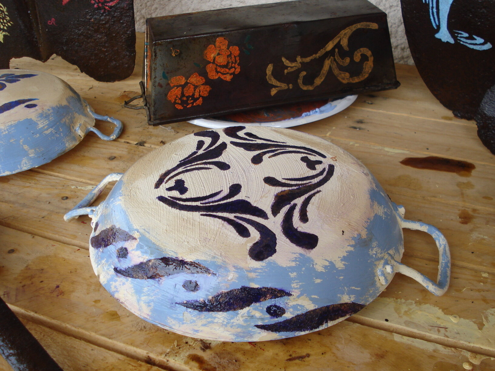 Vieux plats (3)
