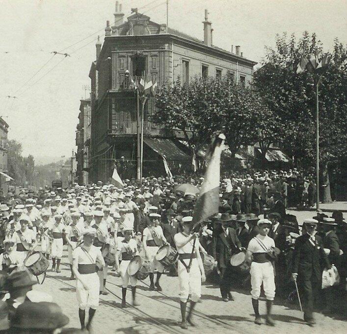 Fête Jeanne d'Arc 1920 (9)