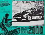 Death Race 2000 lobby card australienne 2