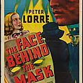 The face behind the mask. robert florey