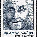 marie-noël (1883 – 1967) : connais-moi ...