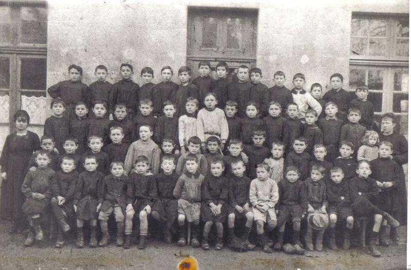 Ste-Foy ou St-Antoine de Breuilh ?, vers 1930