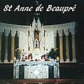 St Anne de Beaupré