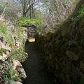 Vieil-Armand, vestiges de la guerre de 1914-1918
