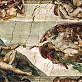 RENAISSANCE classique 1512_Chapelle Sixtine_Michel-Ange