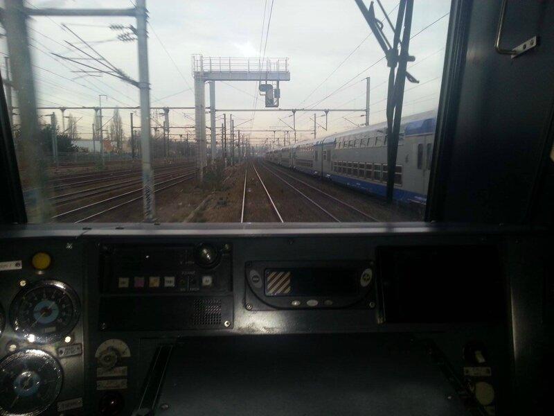 cabine train