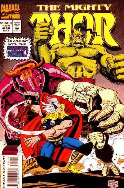 mighty thor 1966 474