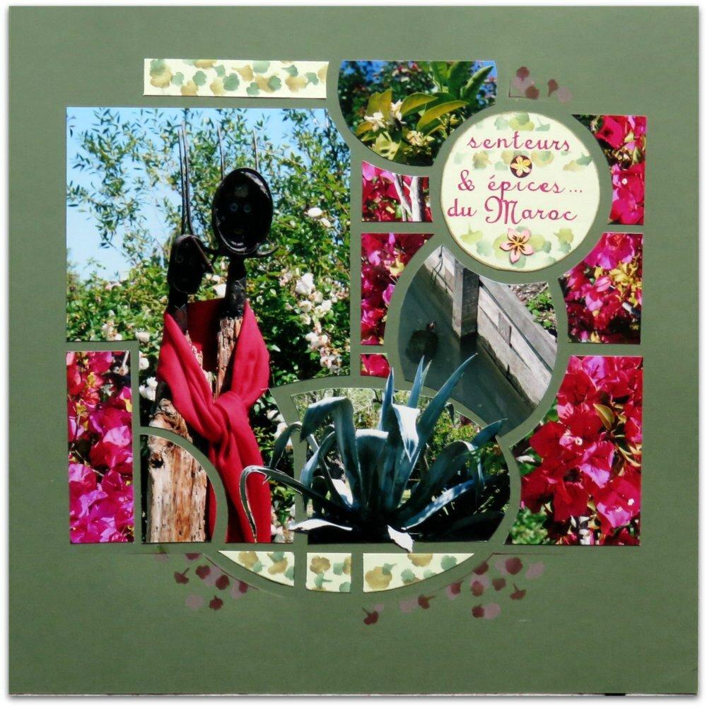 La rochelle , jardins des senteurs marocaines-2