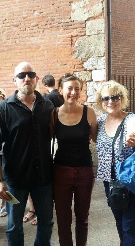 Stéphanie Lignon, Marina Rossell, Balbino Medellin