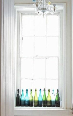 greenbottleswindow
