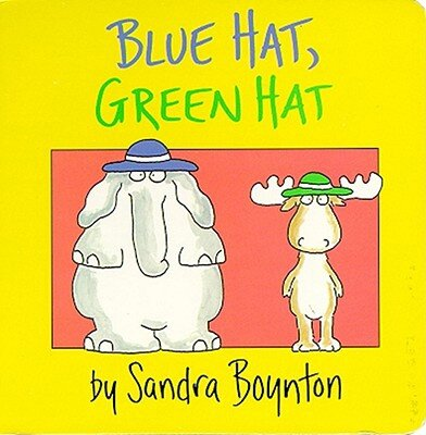 blue-hat-green-hat