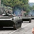 La russie envoie un avertissement à la géorgie : moscou va financer la modernisation des forces armées abkazes