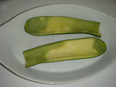 courgette cuites