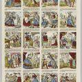 Imagerie d'Epinal - Histoire de Peau d'âne