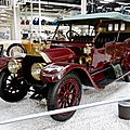 MERCEDES type 22/50 Open Tourer 1912 Sinsheim (1)