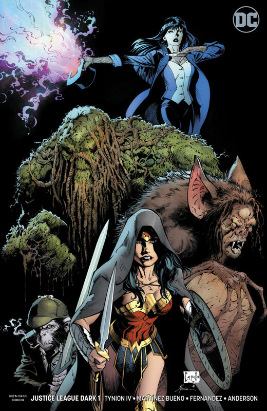 rebirth justice league dark 01 capullo variant
