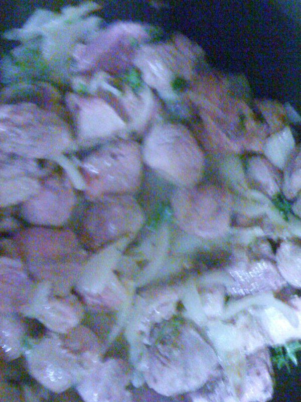 Parmentier de canard aux patates douces