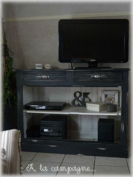 meuble noir 1