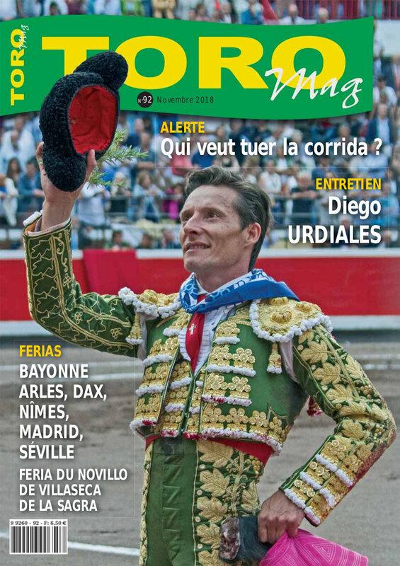 ToroMag92 couverture