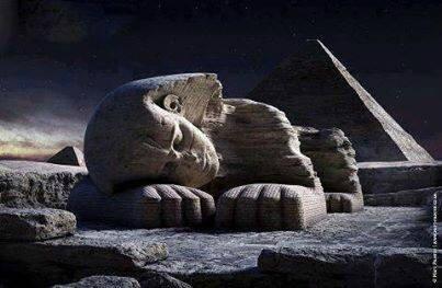 Je voulais poser une question au Sphinx