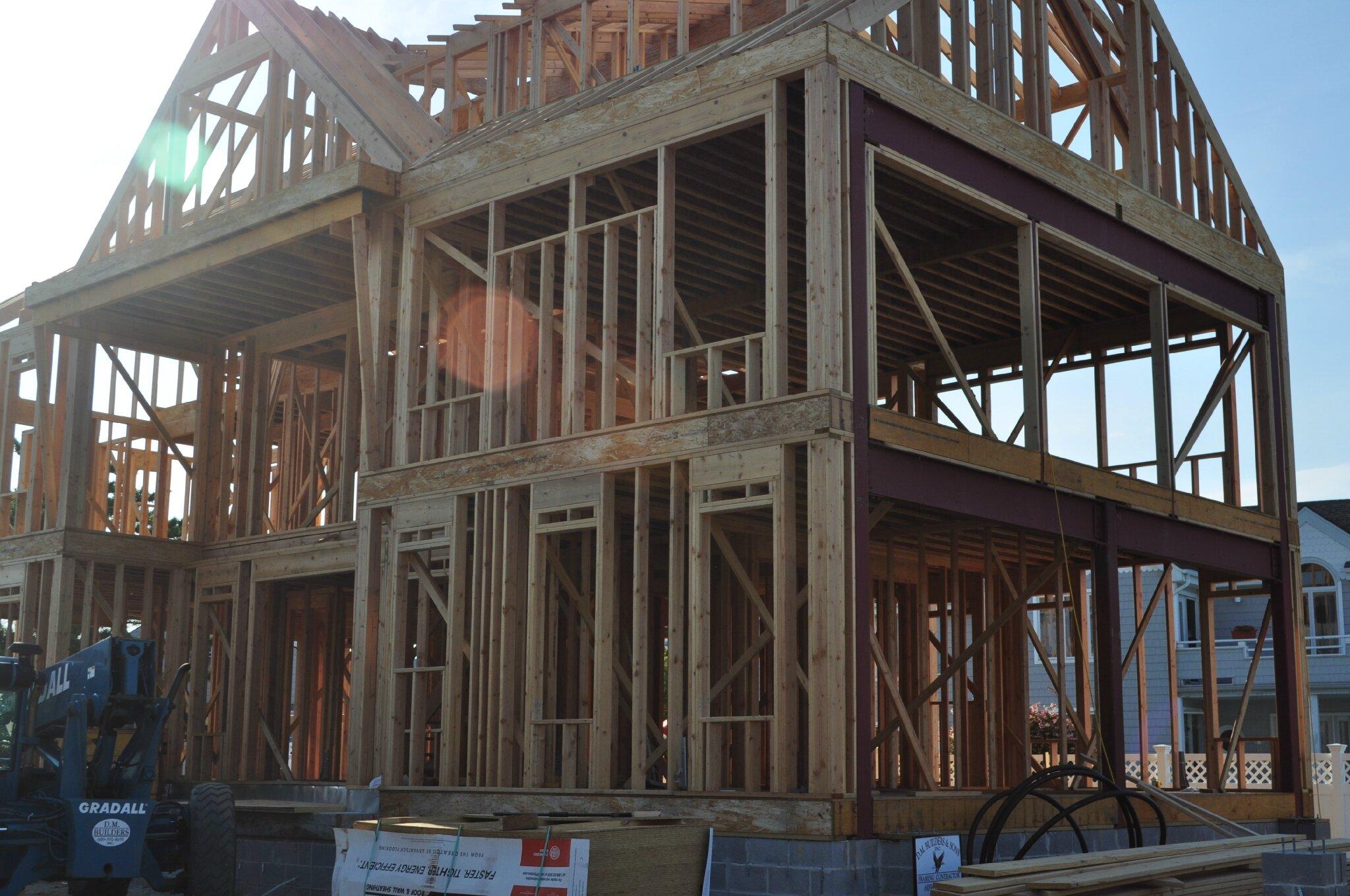 Construction maison americaine ventana blog - Maison bois americaine ...