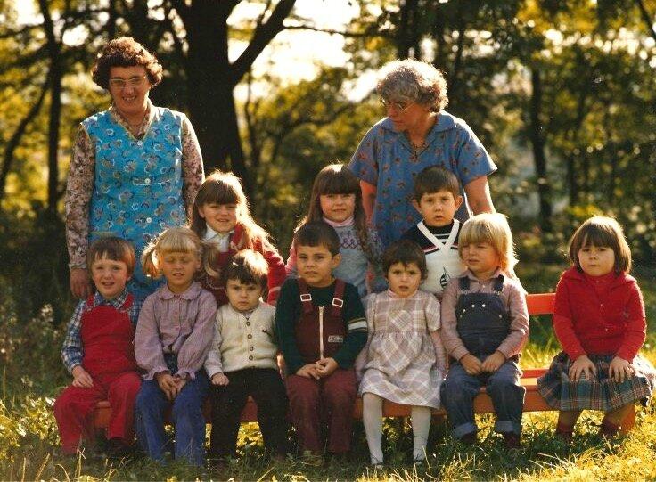école Debussy 1980