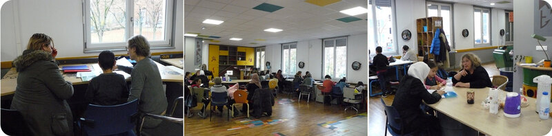 Quartier Drouot - Parents, Enfants, faisons les devoirs ensemble
