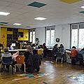 Quartier drouot - parents, enfants, faisons les devoirs ensemble…