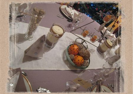 table noel beige et blanc1