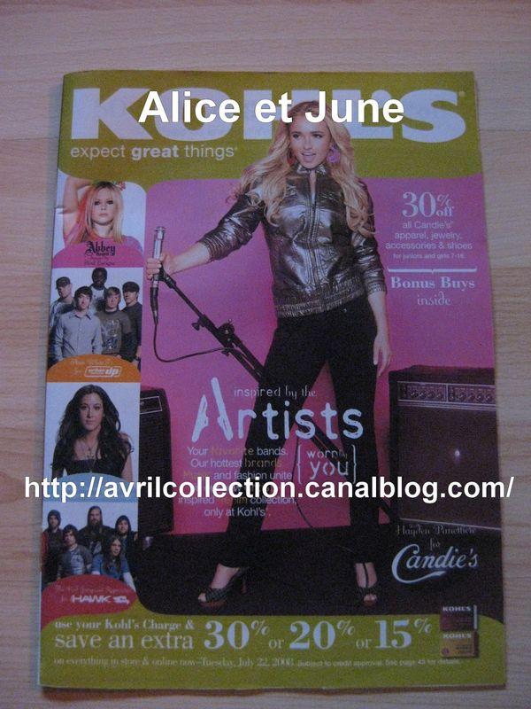 Kohl's Magazine (22 juillet 2008)
