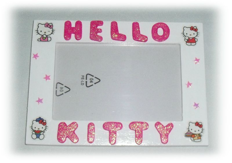 Cadre Photo Hello Kitty Creasev