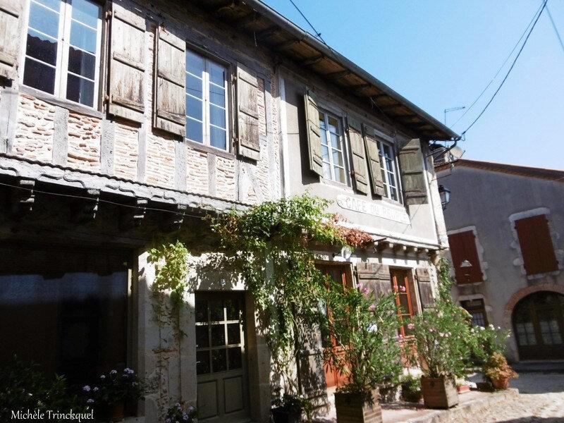 Labastide d'Armagnac, Etangs de Ste Foy et Gaillères 040918