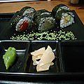 Maki végétariens