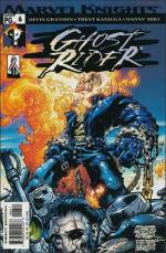 marvel knights ghost rider 6