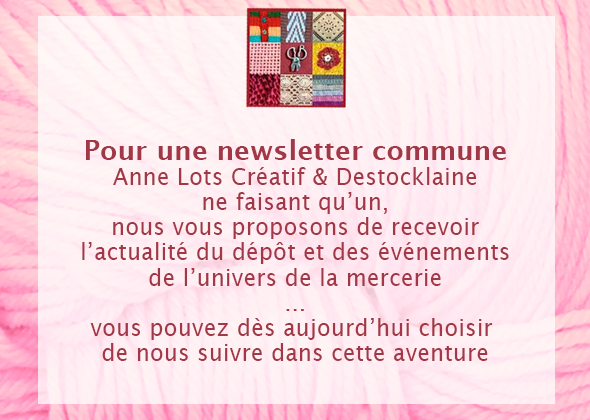newsletter-destocklaine