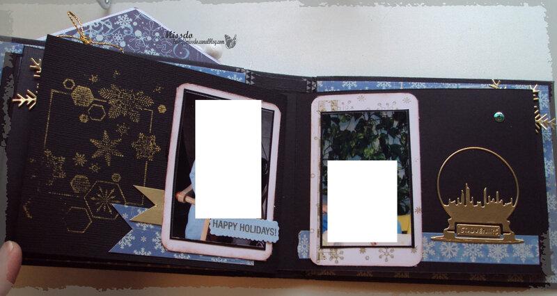 Album enveloppes page 9 et 10