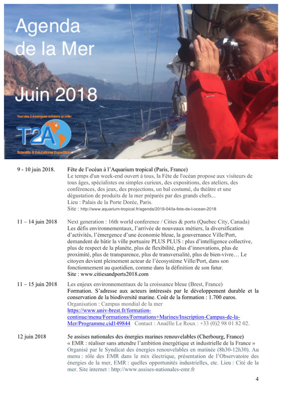 Agenda de la mer juin 2018 page 4:8