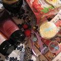 Swap fraise : mon colis cadeau !!!