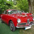 ALFA ROMEO Giulietta Sprint 1959 Baden Baden (1)