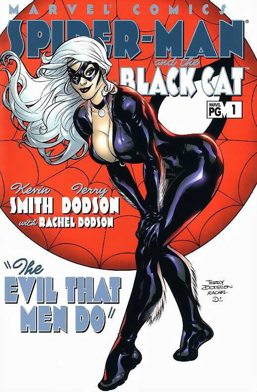 spiderman black cat the evil that men do 01