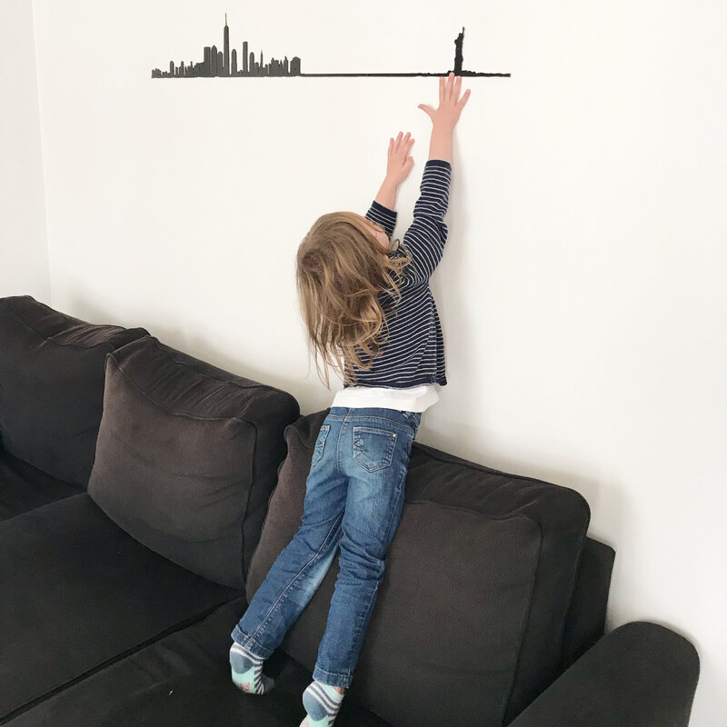 New York Skyline ©Kid Friendly